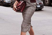 Style : Skirts / by Hansa Tingsuwan