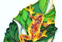 Quilling / by Roslyn Manibusan