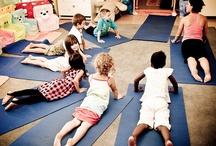 Baby/Preschool Yoga / by Community Outreach, Inc.