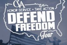 Travel and the Military  / Are you in the military or traveling with your family and someone who is? Our thanks to the military and your sacrifices! / by Fox Rent A Car