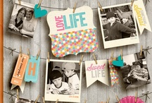 Scrapbooking Page Ideas / Page layouts ideas / by Angie Vallejo