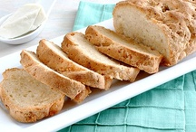 Gluten Free Bread & Crackers / by GlutenFreeville