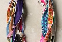 Fabrics / by Sarah Lee