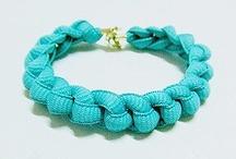 Bracelet Crafting / I love 'em!  How to's for making bracelets. / by Angie Vallejo