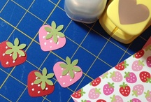 Paper Punch Art / Oh the things you can do with your paper punches! / by Angie Vallejo