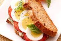 Food - Fast & Easy / Ideas for foods that are fast and easy. / by Angie Vallejo