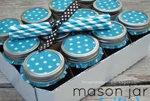 Mason Jar Madness / by Angie Vallejo