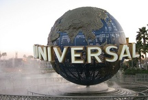 Universal Studios / by Denise Atkinson Pitts