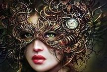 Steampunk and Victorian <3 / by Aranel Enontaina