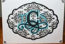Cricut Edges, Frames & Labels / This board includes ideas for Cricut Elegant Edges, Cricut Fancy Frames, and Cricut Lacy Labels cartridges.  / by Melanie Lewis