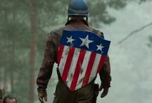 Captain America / by Robert Newman