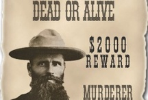 Criminals & Outlaws / by Robert Newman
