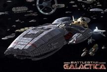 Battlestar Galactica / by Robert Newman