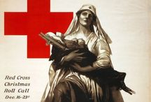 Red Cross Nurse / War brought out the best in our profession...  / by Sherry Roberts