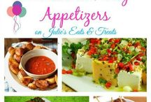 Appetizers to impress your guests! / by Shine Ann Hunter