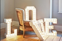 Light 'n' lovely lounges! / by sarah gilson