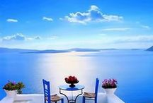 **ღ  Best of Beautiful Greece ღ** / by Zoe F.
