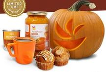 Pumpkin Exclusives! / The best part about Fall? Pumpkin! We've got over 50 pumpkin-packed items, exclusively at Giant for a limited time. Quantities and items may vary. See your store for details. / by Giant Food