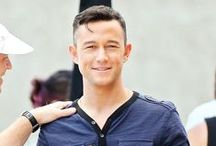 Joseph Gordon-Levitt  / Born: Joseph Leonard Gordon-Levitt,  February 17, 1981, Los Angeles, CA.     Actor, director, writer, producer Owner and founder of hitRECord  / by lulu D