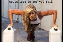 Workout/ Inspiration / by Kathy McLeod