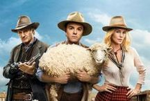 A Million Ways To Die In The West / Seth MacFarlane directs, produces, co-writes and plays the role of the cowardly sheep farmer Albert in A Million Ways to Die in the West. / by Goodrich Quality Theaters