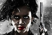 Sin City: A Dame To Kill For / Character posters from Sin City: A Dame To Kill For. In theaters August 22nd. / by Goodrich Quality Theaters