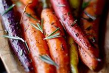 Root vegetable recipes / by Tesco Food