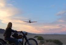 Motos y Aviones / by Danny