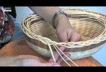 Pletenie z papiera,plet.košíkov a pod. / by Iveta Debnárová