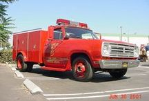 Fire Trucks/Ambulance / by Doug Hutchison