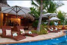 Villa Encantada / Villa Encantada @StayPV  Zihuatanejo, Mexico Book Online at www.StayPV.com / by Pacific Vacation