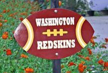#LiveIt at Home / by Washington Redskins
