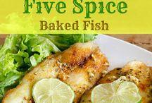 Fish recipe  / by Hasna Benmaach