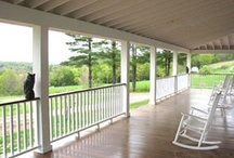 Dream Homes and Porches / by Lorie VDZ
