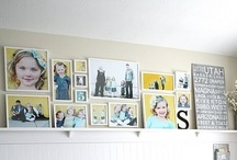 Frames and wall displays / by Lorie VDZ