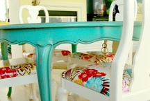 Kitchen table  / by Lorie VDZ