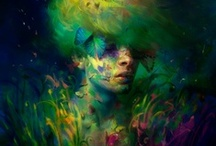 Paint. Pintura. / by Michel Saldanha