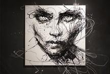 Drawing. Desenhos. / by Michel Saldanha
