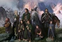 Art: Tolkien. / by Michel Saldanha