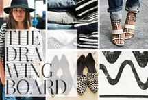 The Drawing Board / by Paige Denim