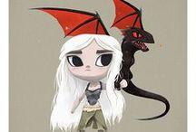 Tv - Game of Thrones / by Stefanie Ryan