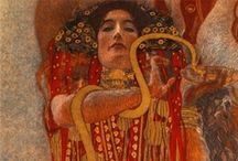 Klimt  / #klimt #gustavklimt #artist #vienna #austria / by Blooloop