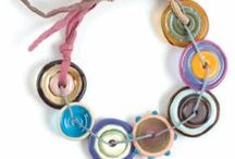 Playing with Glass Beads / Looking to have more fun with glass beading? We have the perfect assortment of glass bead jewelry ideas so you can make your own lampwork bead jewelry or glass bead necklace. / by Beading Daily