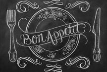Bon Appetite /  Recipes / by Maureen Phillips