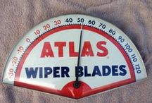 Thermometers / Collectible vintage thermometers / by Olderberry