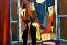 Whimsical Moon / by Lorraine Dicks