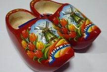 DUTCH SHOES & WINDMILLS / by Susan Hutchings