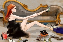 never enough shoes!!! / by joanna porco