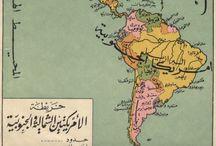 Maps / Mapas / by Ben Lara