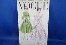 Vintage Vogue Sewing Patterns / by Nancy Cottenden